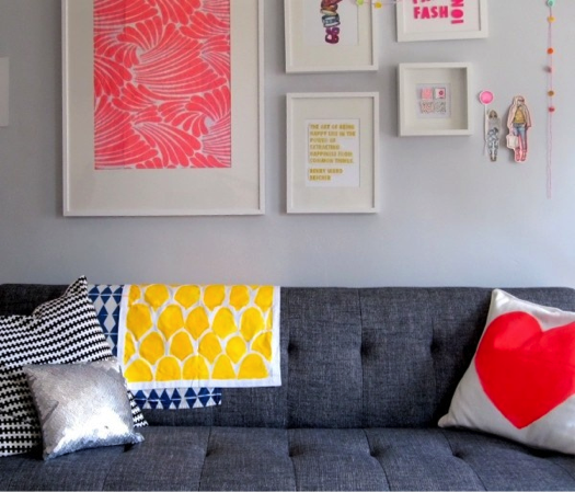 Modcloth Home Decor: Apartment Decorating On A Real-Life Budget