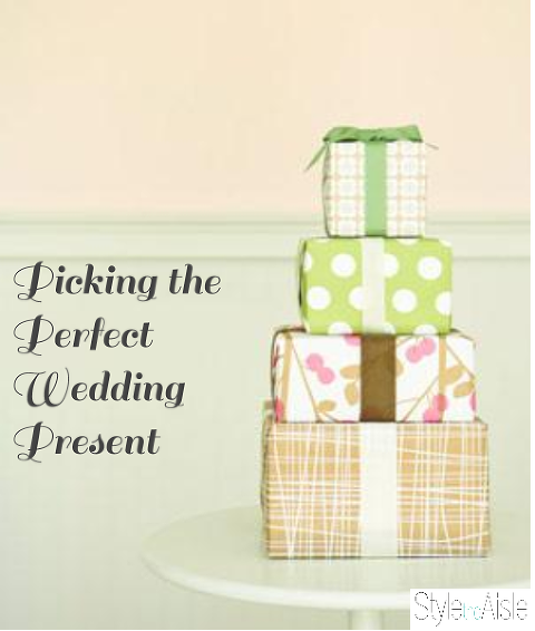 wedding present guide