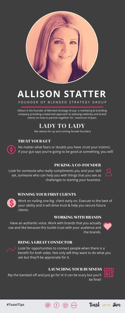 entrepreneur, cheat-sheet, allison-statter