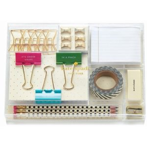 stationary set kate spade